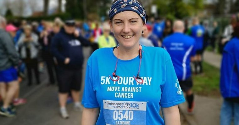 Guest blog: Breast cancer, Pilates and running