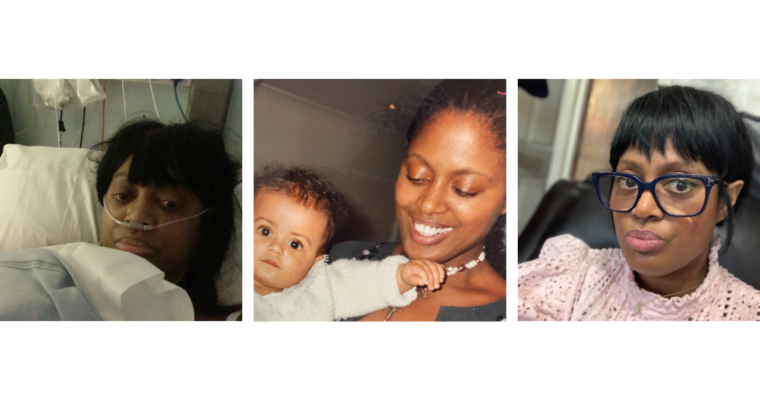 Guest blog: My daughter was 15 when I got cancer
