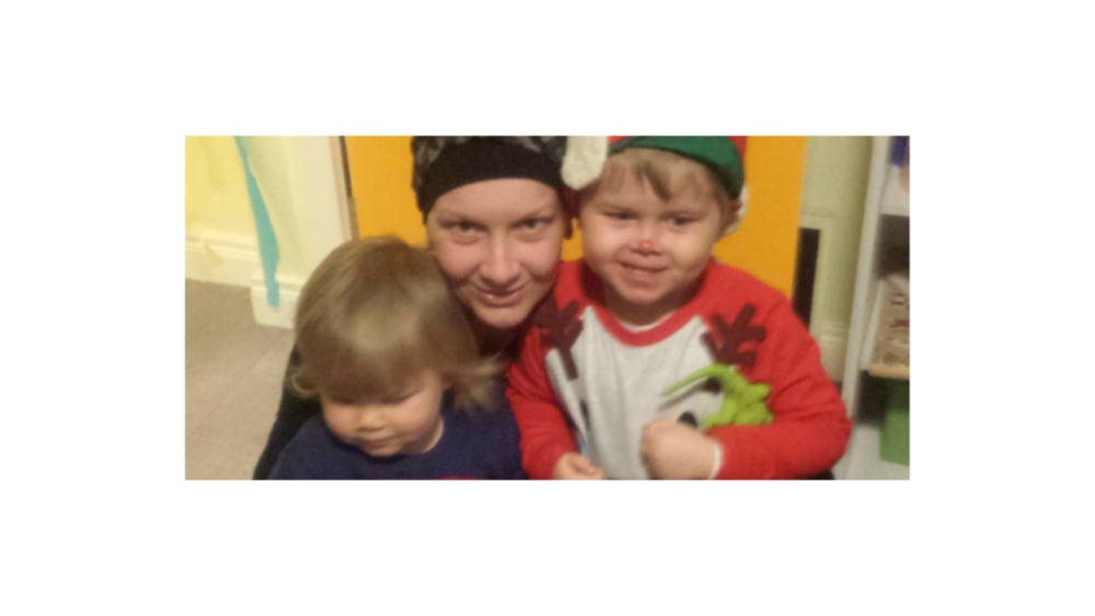 Guest blog: parenting with cancer (17 month old and 4 years old)