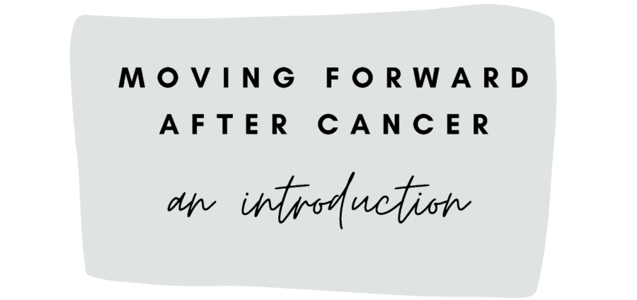 Moving Forward: 1. Introduction and First Thoughts