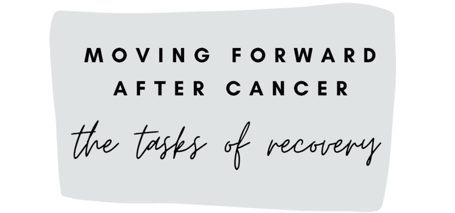 Moving Forward: 2. The Tasks of Recovery