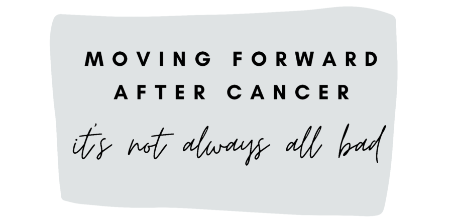 Moving Forward: 16. It's Not Always All Bad